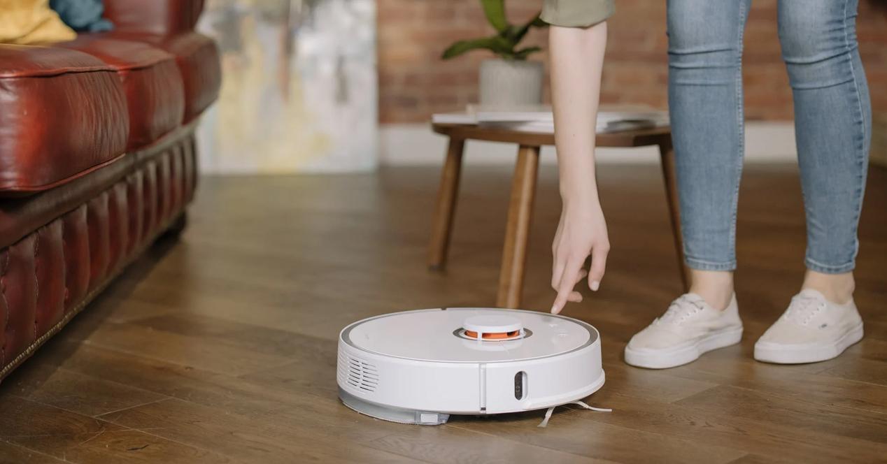 robots aspiradores oferta