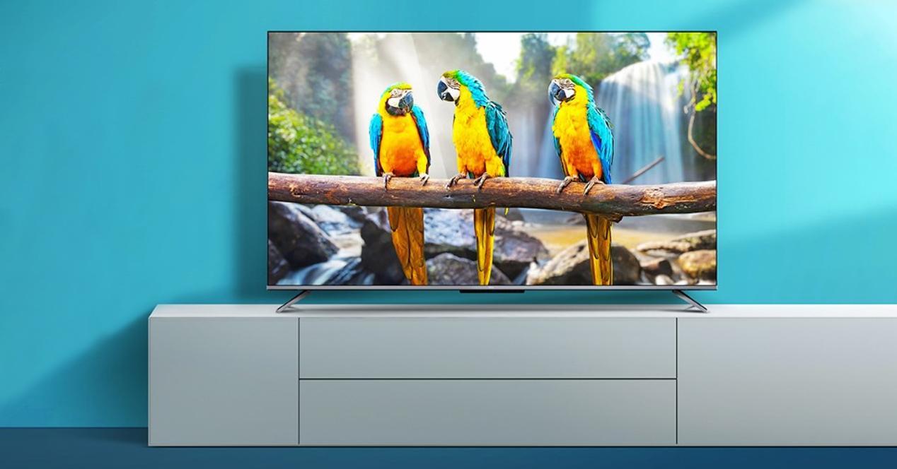 smart tv TCL 55P715