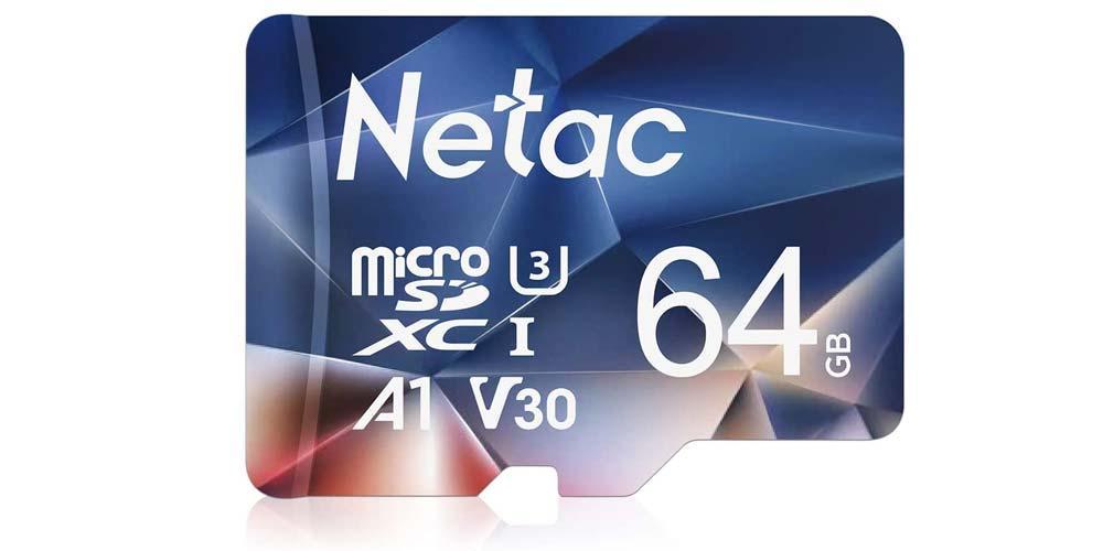 Tarjeta Netac