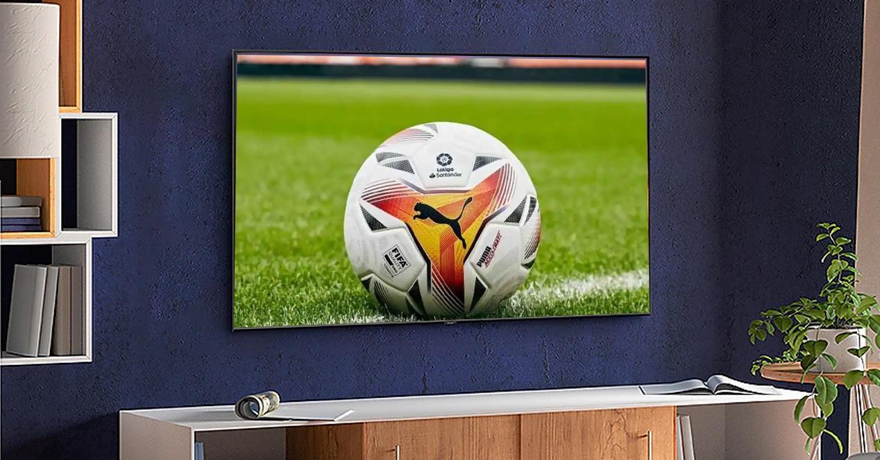 Smart TV samsung en oferta