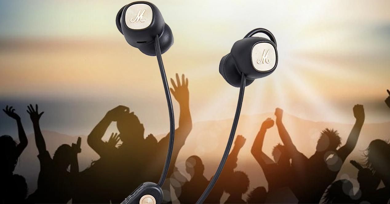 auriculares marshall minor II en oferta