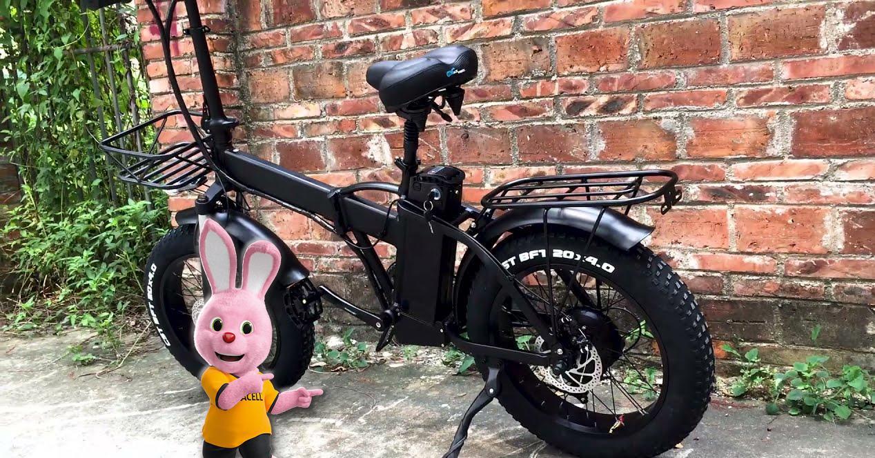 bici electrica MCACEWHEEL GW20 en oferta