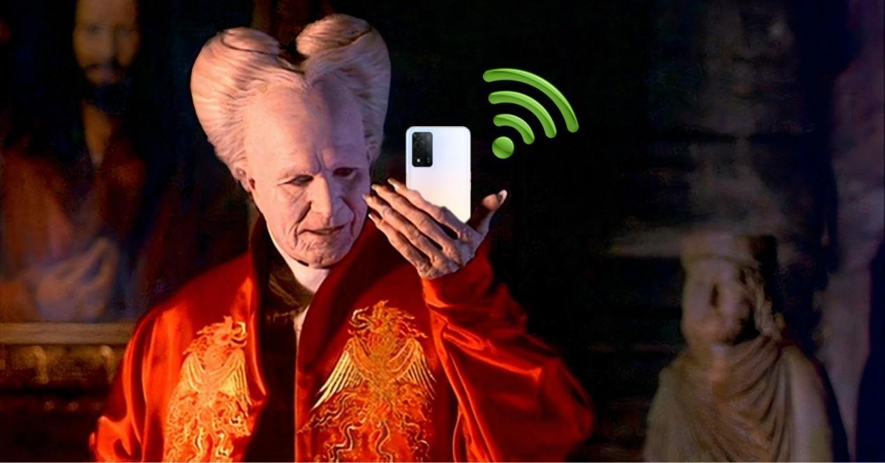 dracula con wifi