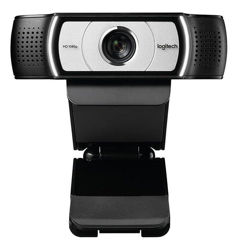 webcam logitech c930e frontale