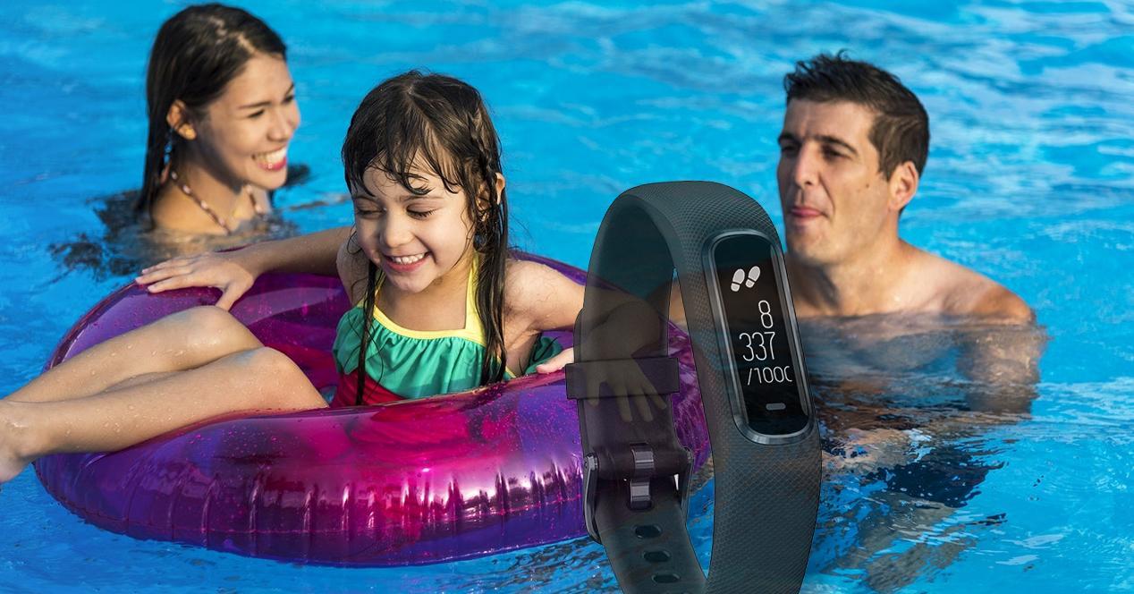 pulseras acuaticas en oferta