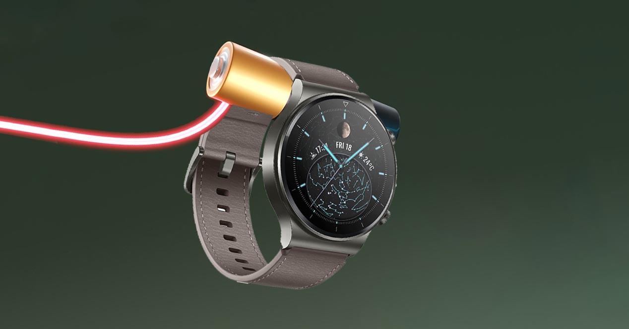 smartwatch huawei watch gt2 pro oferta