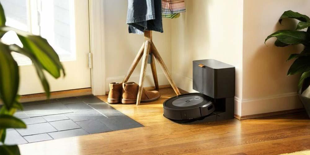 Aspirador Roomba j7+ avec base