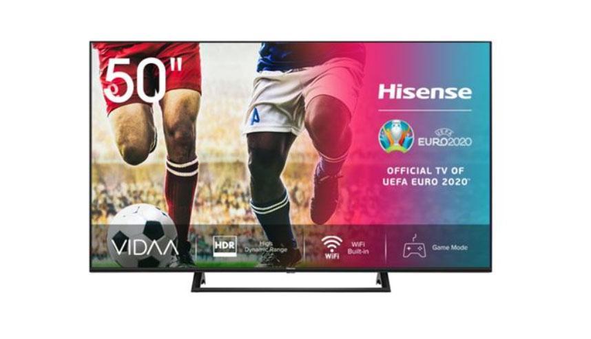 Smart TV Hisense frontale