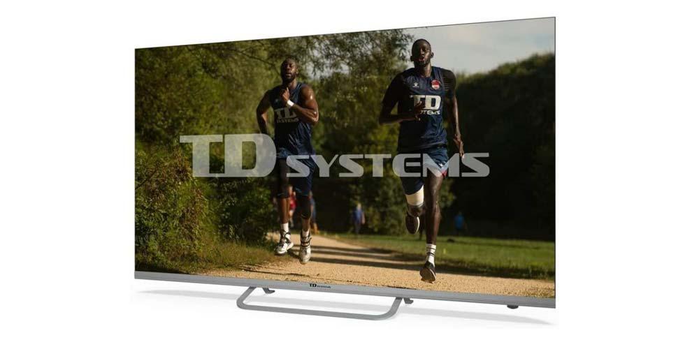 Télé avec Chromecast TD Systems K50DLX11US
