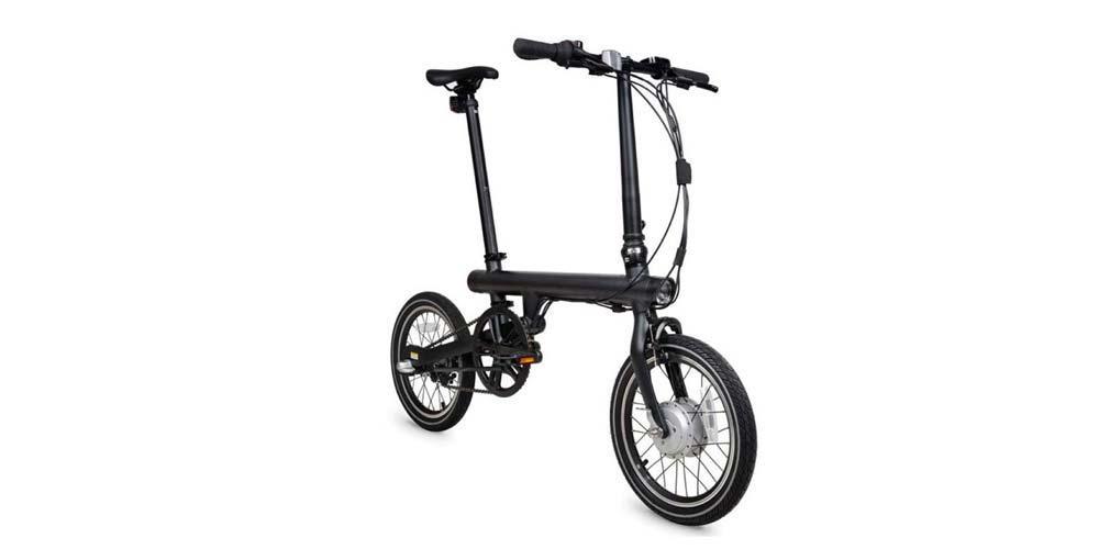 Bici eléctrica Xiaomi Mi Smart Electric Pliant de couleur negro