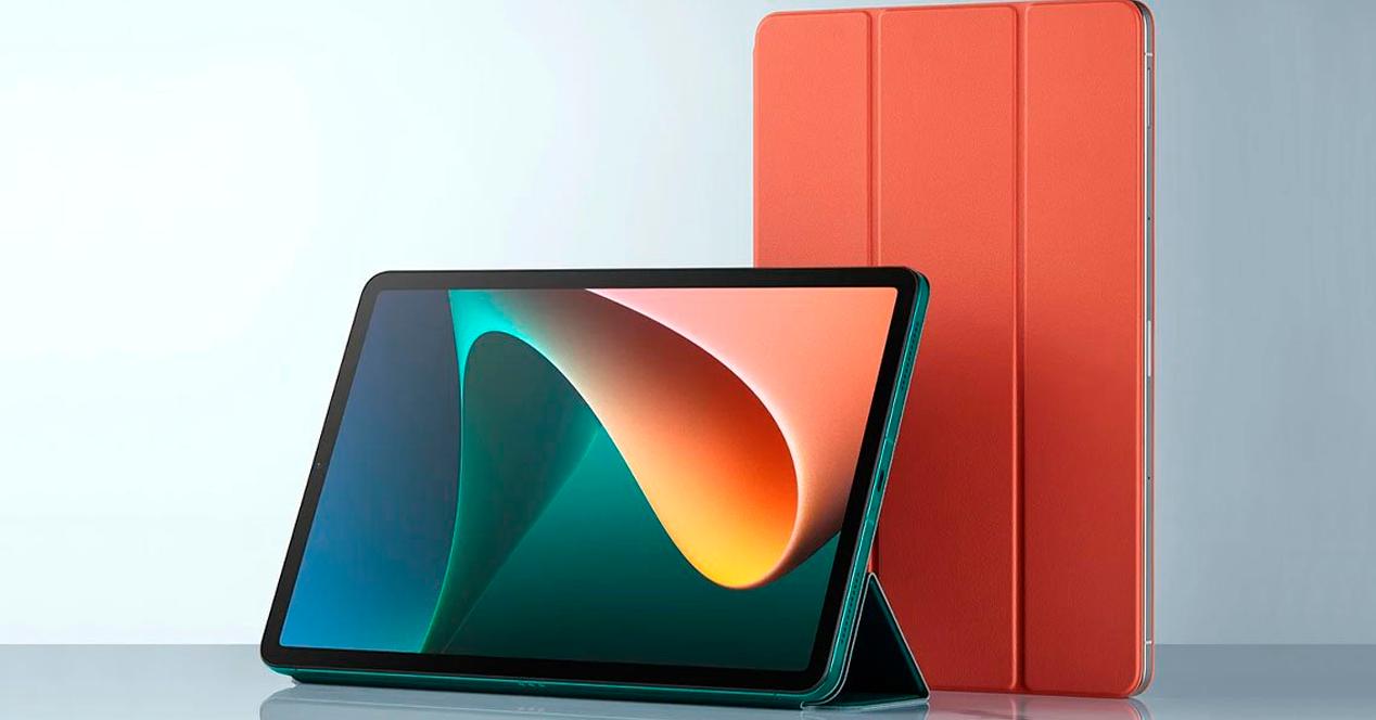 Dos Xiaomi Pad 5