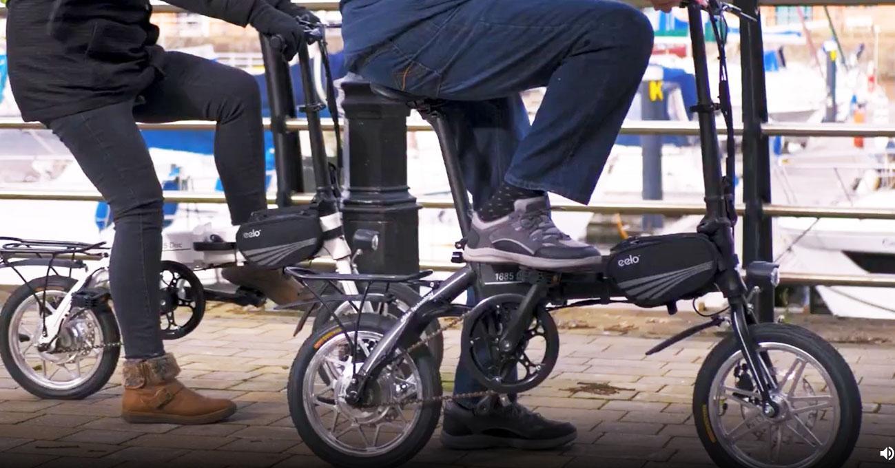 bici electrica eelo 1885 pro en oferta