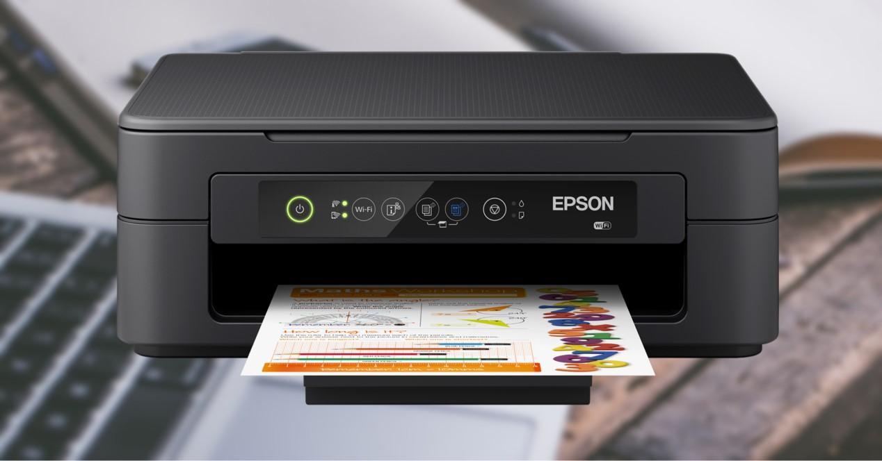 epson impresora barata