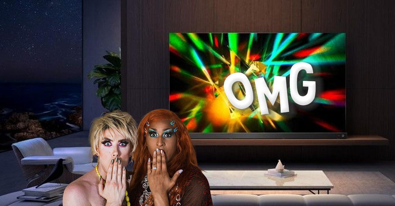 smart tv hisense OLED oferta