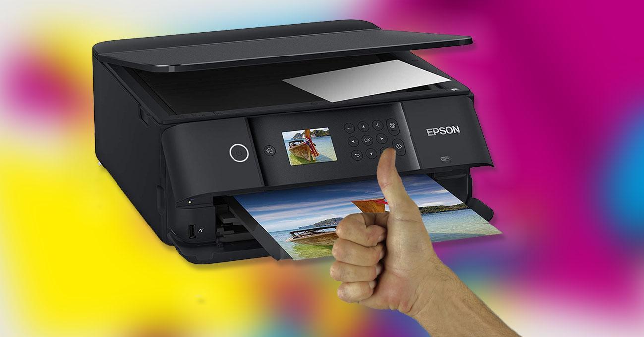 impresora epson oferta