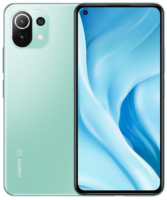 Puhelin Xiaomi Mi 11 Lite 5G