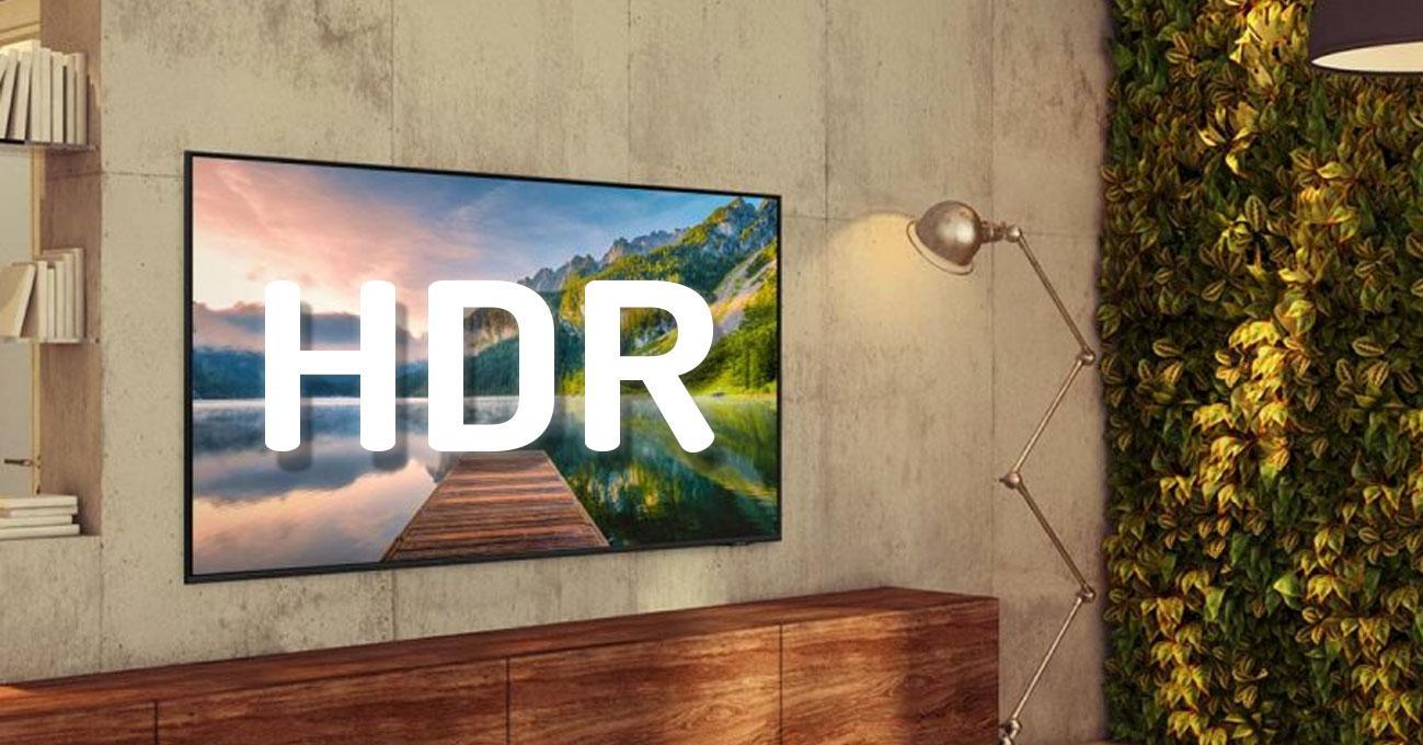 smart tv HDR en oferta