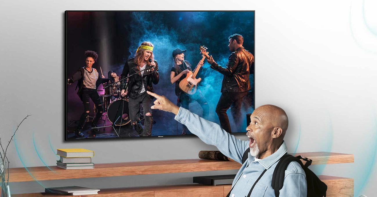 smart tv hisense en oferta