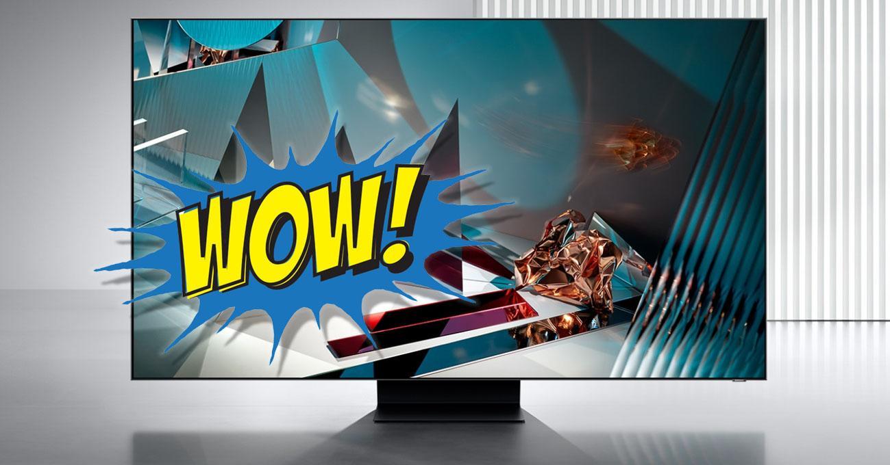 smart tv samsung 8k