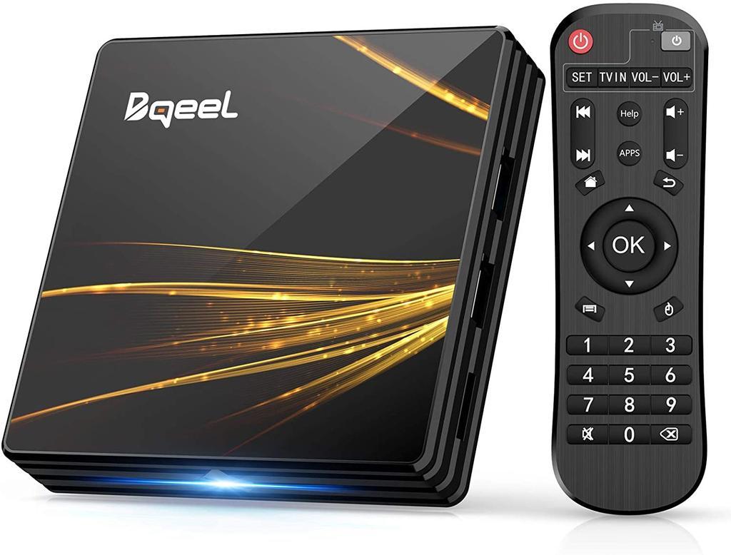 tv box bqeel con mando