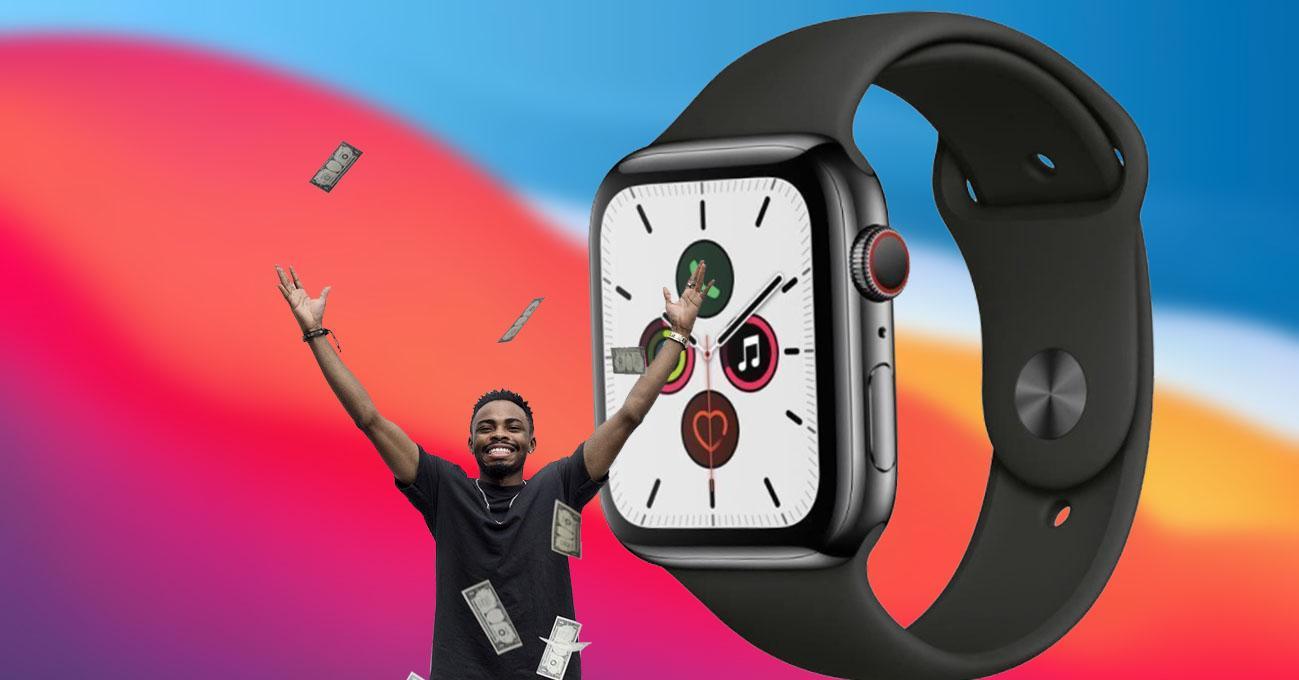 Apple watch series 5 oferta