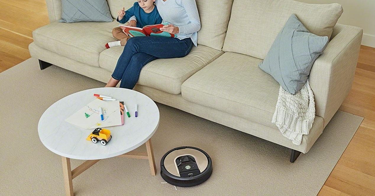 Roomba 960 en oferta
