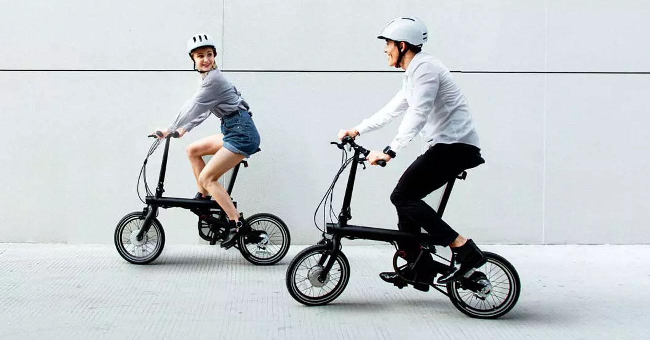 bicicleta eléctrica Xiaomi en oferta