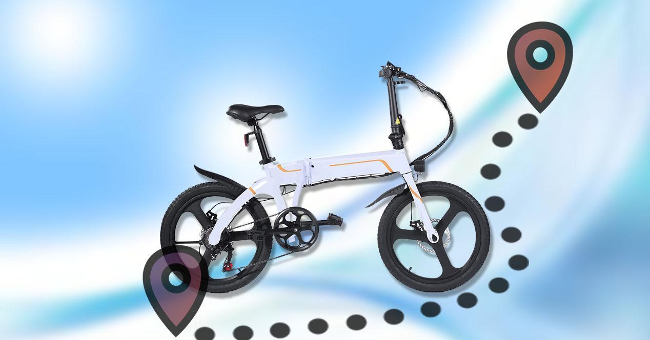 bicicleta eléctrica en oferta