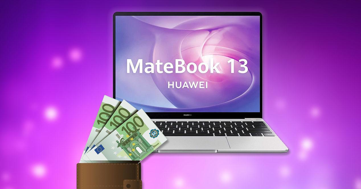 huawei matebook 13 oferta