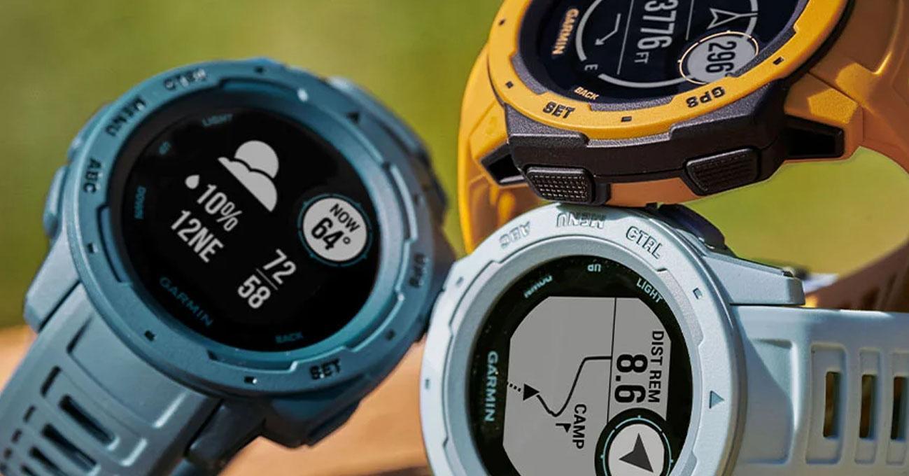 relojes garmin en oferta