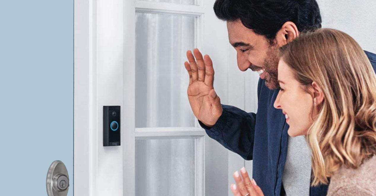 ring video doorbell oferta