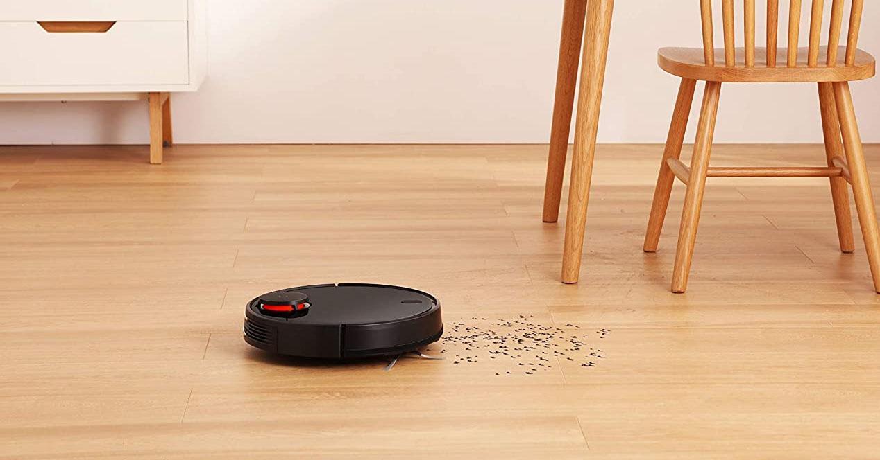 robot aspirador Xiaomi en oferta