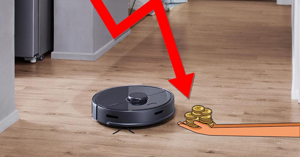 robot aspirador roborock s5 max oferta